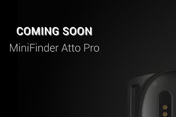 MiniFinder Atto Pro lanceres her til foråret!